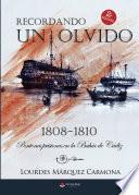 Recordando un olvido: pontones prisiones en la Bahía de Cádiz. 1808-1810