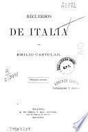 Recuerdos de Italia