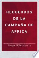 Recuerdos de la campaña de Africa