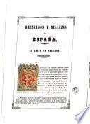 Recuerdos y bellezas de España (Reino de Granada)