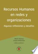 Recursos Humanos en redes y organizaciones.