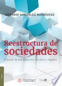 Reestructura de sociedades
