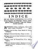 Reflexiones critico-apologeticas sobre las obras del RR. P. Maestro Fr. Benito Geronymo Feyjoo en defensa de las milagrosas flores de S. Luis del Monte ...