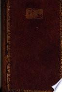 Reflexiones ó sentencias y máximas morales, tr. por N. Alvaro y Zereza. Ed. echa bajo la direccion de J.R. Masson