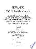 Refranero castellano-catalán