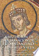 Refutación de la Donación de Constantino