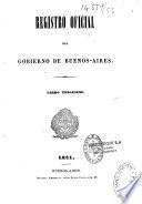 Registro Official de la Provincia de Buenos Aires