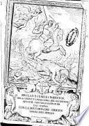 Regla, y establecimientos de la Orden y Caualleria, del gloriosso [sic] apostol Santiago, patron de las Spañas [sic]