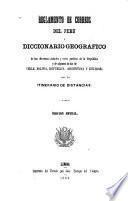 Reglamento de correos del Peru
