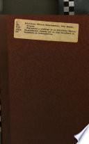 Reglamento y catálogo de la Biblioteca Pública Departamental fundada por la Liga Patriótica de Enseñanza de Independencia