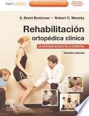Rehabilitación ortopédica clínica + ExpertConsult