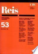 REIS - Enero/Marzo 1991