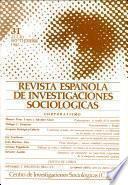 REIS - Julio/Septiembre 1985