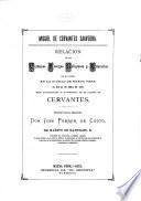 Relación de los primeros festejos religiosos y literarios que se hicieron en la ciudad de Nueva York el dia 23 abril de 1875