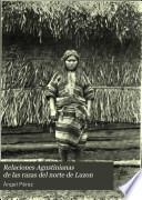 Relaciones Agustinianas de las razas del norte de Luzon