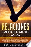 Relaciones Emocionalmente Sanas