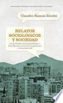Relatos sociológicos y sociedad