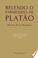 Relendo o Parménides de Platão