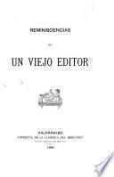 Reminiscencias de un viejo editor