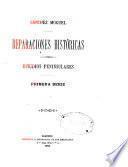 Reparaciones históricas