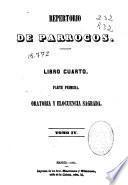 Repertorio de párrocos: (521 p.)