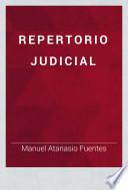 Repertorio judicial