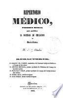 Repertorio médico