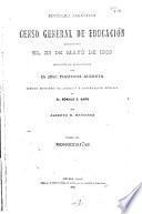 República argentina: Monografías