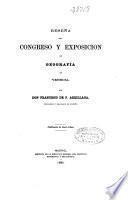 Reseña del congreso y exposición de geografía en Venecia