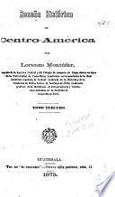 Reseña histórica de Centro América
