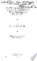RESENA HISTORICA DE FILIPINAS DESDE SU DESCUBRIMIENTO HASTA 1903