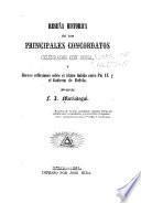 Reseña histórica de los principales concordatos celebrados con Roma, y breves reflexiones sobre el último habido entre Pío IX y el gobierno de Bolivia