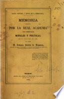 Reseña histórica y teoría de la beneficencia, memoria