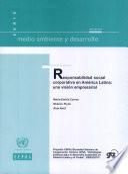 Responsabilidad social corporativa en América Latina