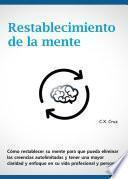 Restablecimiento de la mente