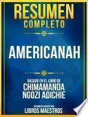 Resumen Completo: Americanah - Basado En El Libro De Chimamanda Ngozi Adichie