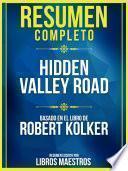 Resumen Completo: Hidden Valley Road - Basado En El Libro De Robert Kolker