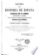 Resúmen de historia de España