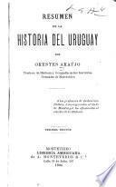 Resumen de la historia del Uruguay