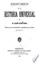 Resumen de la Historia Universal