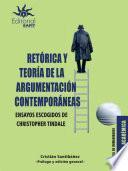 Retórica y teoría de la argumentación contemporáneas