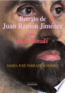 Retrato de Juan Ramón Jiménez por Juan Bonafé