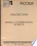 Reunion sobre manejo y conservacion de suelos (Santiago, Chile)-11 al 15 de Mayo de 1987