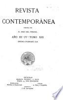 Revista contemporánea