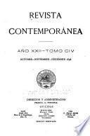 Revista contemporánea