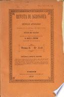 Revista de agronomía y de ciencias aplicadas