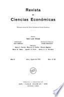 Revista de ciencias económicas