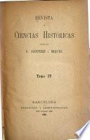 Revista de ciencias históricas