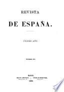 Revista de España (Classic Reprint)