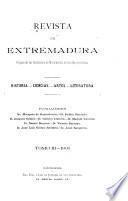 Revista de Extramadura